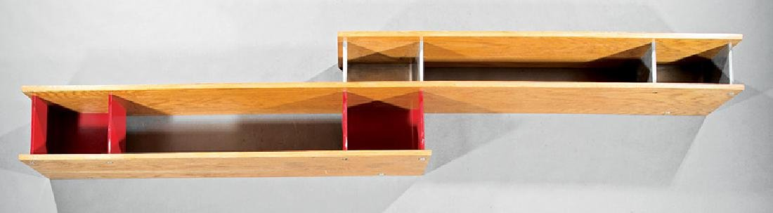 "Charlotte Perriand ""Nuage"" Wall-Mounted Shelf"