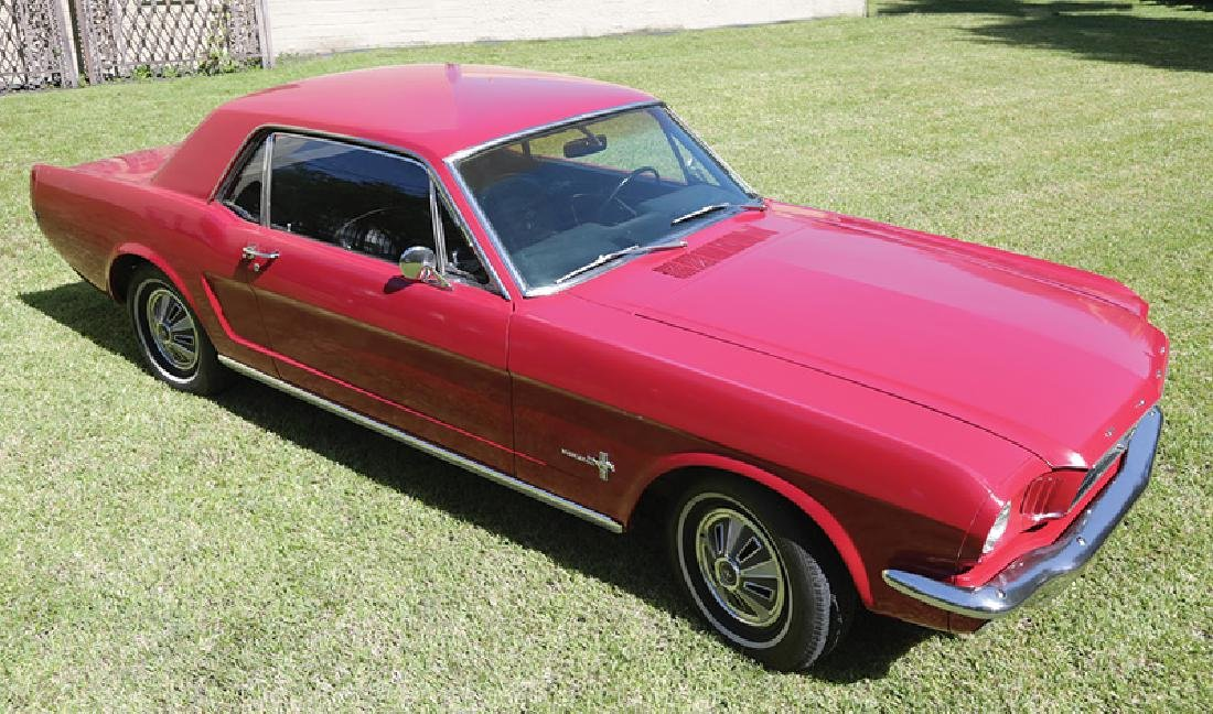 1966 Ford Mustang Coupe - 2