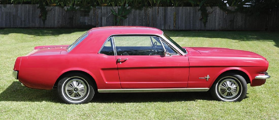 1966 Ford Mustang Coupe - 3