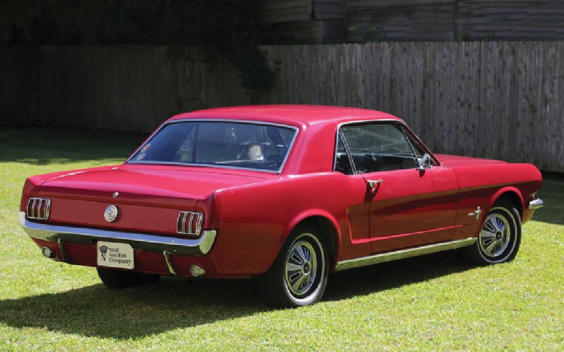 1966 Ford Mustang Coupe - 4