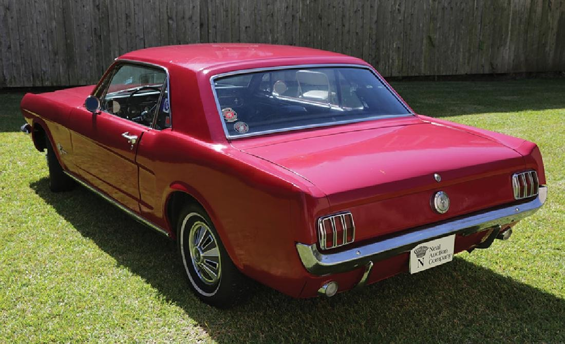 1966 Ford Mustang Coupe - 5