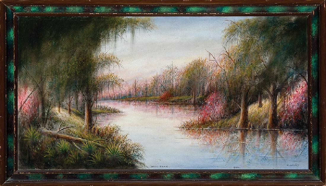 William Ousley (American/Louisiana, 1866-1953)