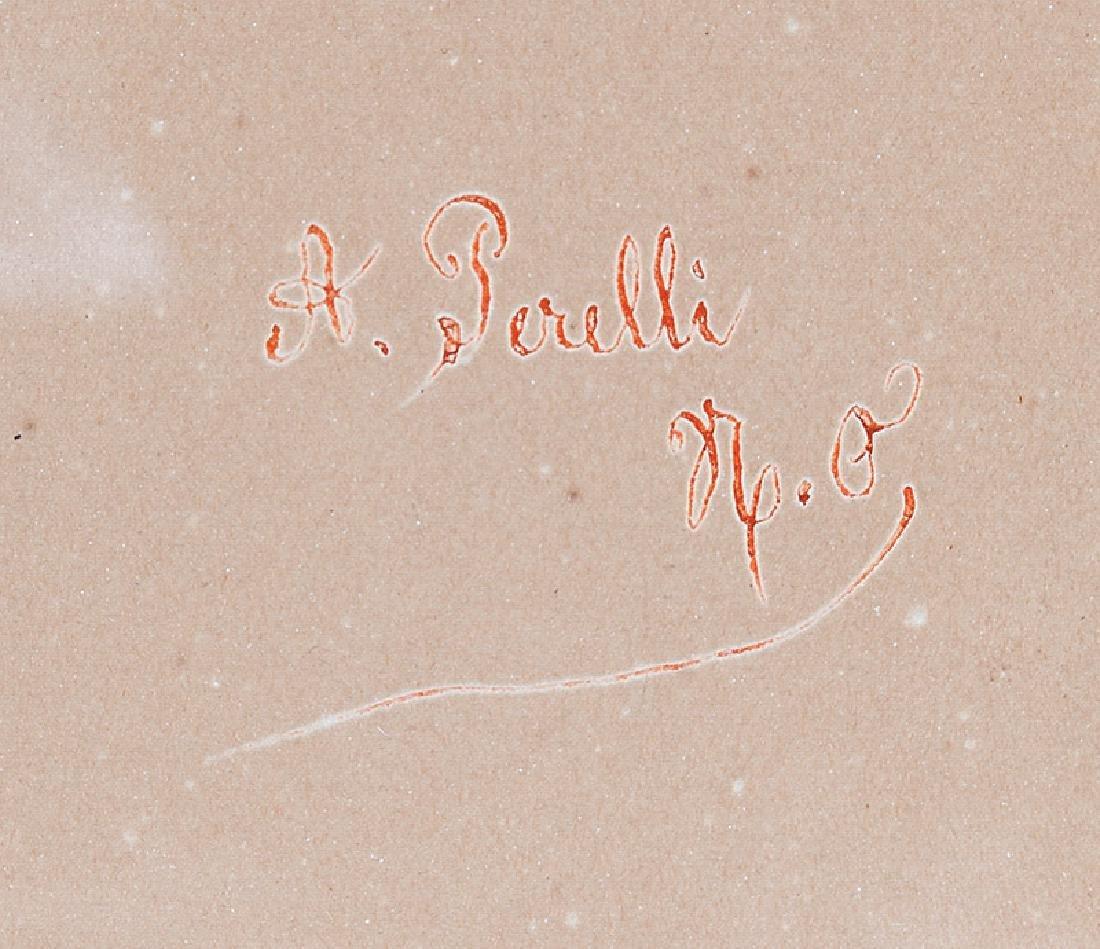Achille Perelli (Italian/New Orleans, 1822-1891) - 2