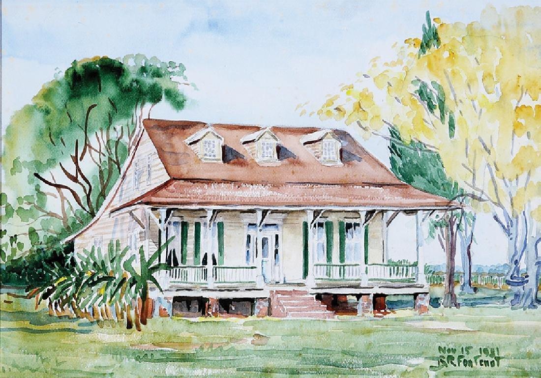 Ruth Robertson Fontenot (American/Louisiana)