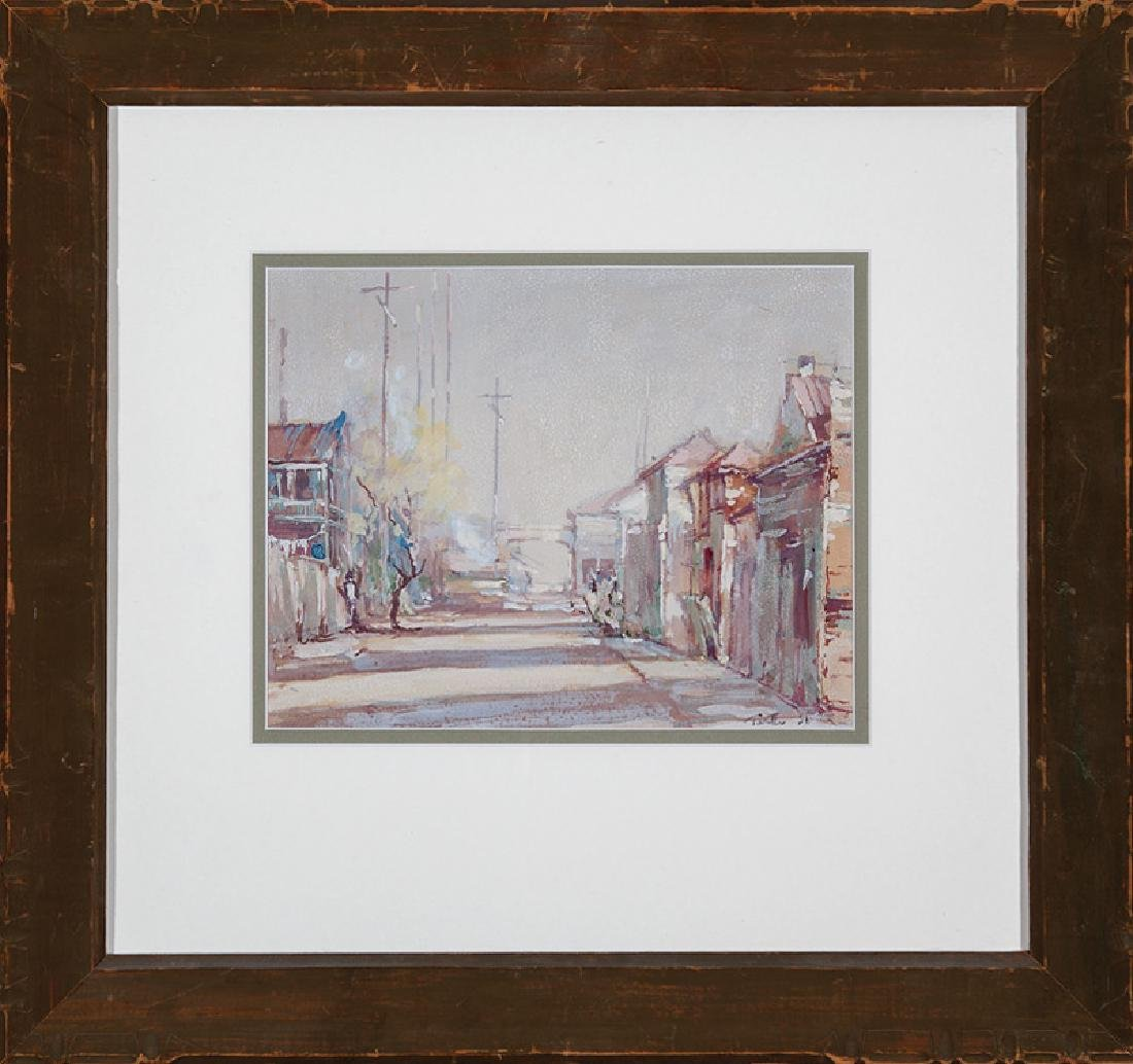 Arnold E. Turtle (British/New Orleans, 1892-1954)