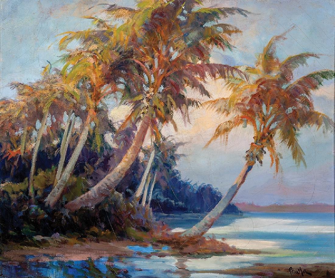 Frederick Alexander Pawla (American/California)