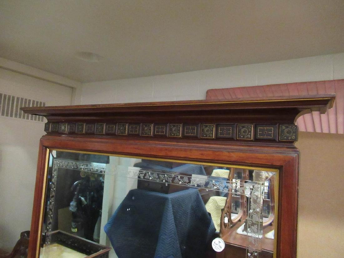 Rosewood Parlor Cabinet, attr. Pottier & Stymus - 7