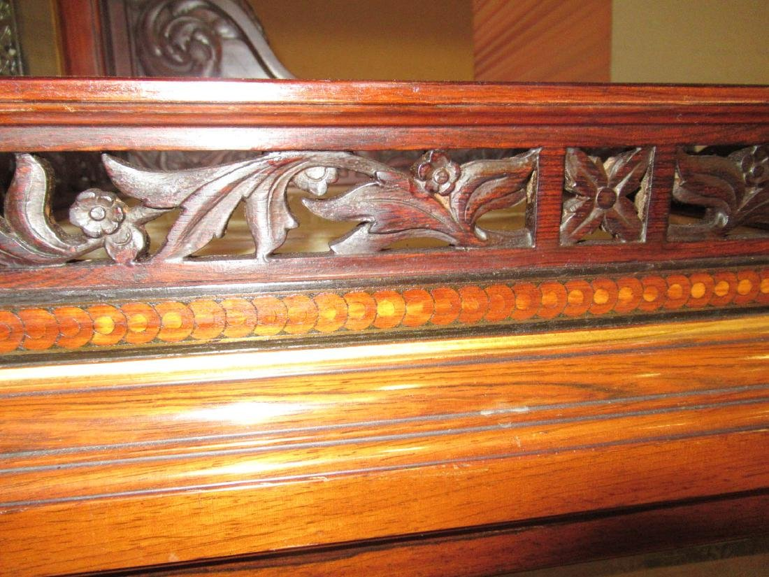 Rosewood Parlor Cabinet, attr. Pottier & Stymus - 8