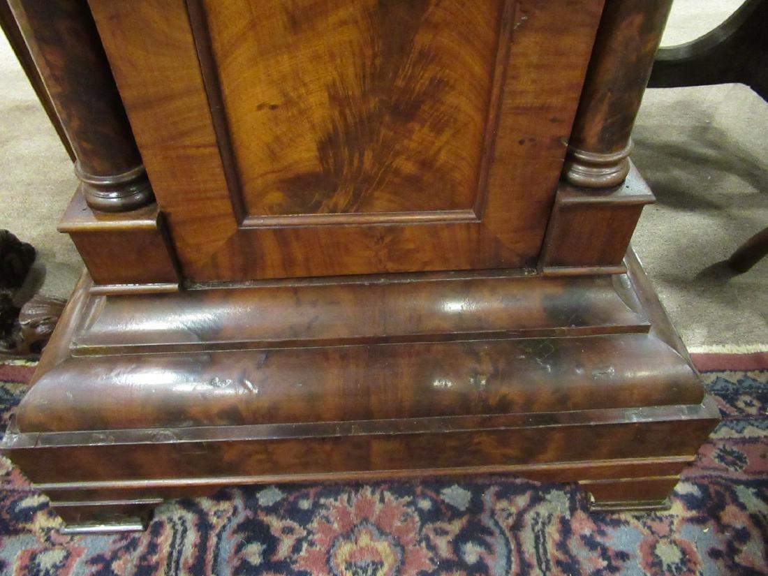 American Classical Figured Mahogany Mixing Tables - 4
