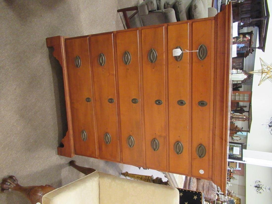 American Federal Cherrywood Chest of Drawers - 3