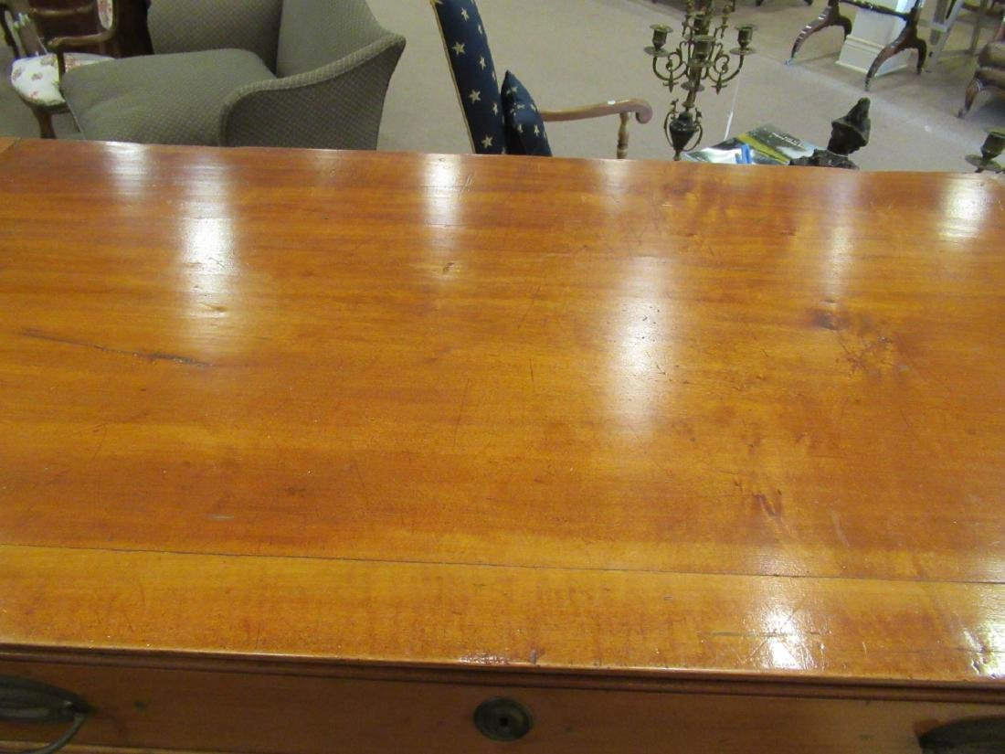 American Federal Cherrywood Chest of Drawers - 4