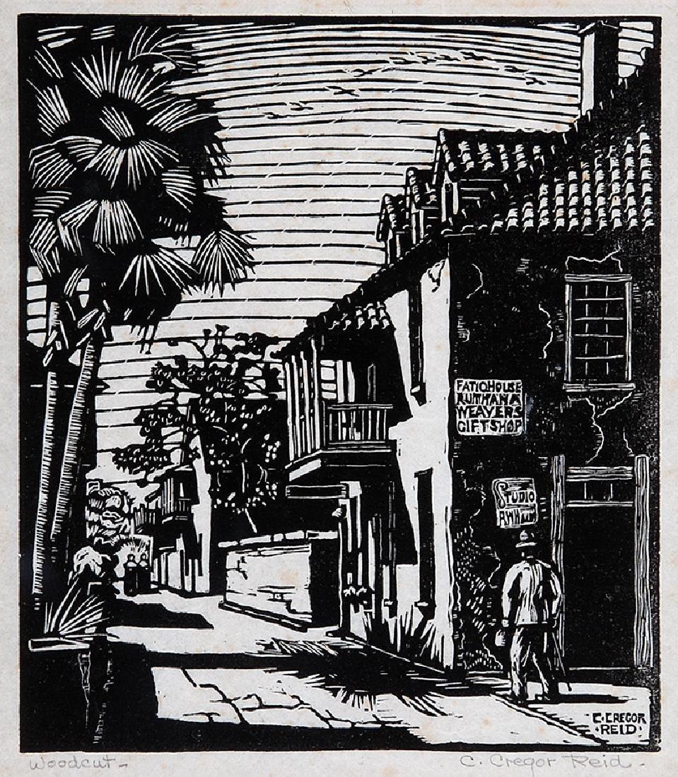 Celia Gregor Reid (American/Florida, 1895-1956)