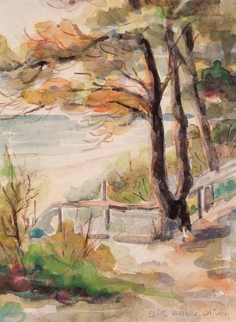 Edith Walker Oliver (American/Florida, 1889-1979) - 3