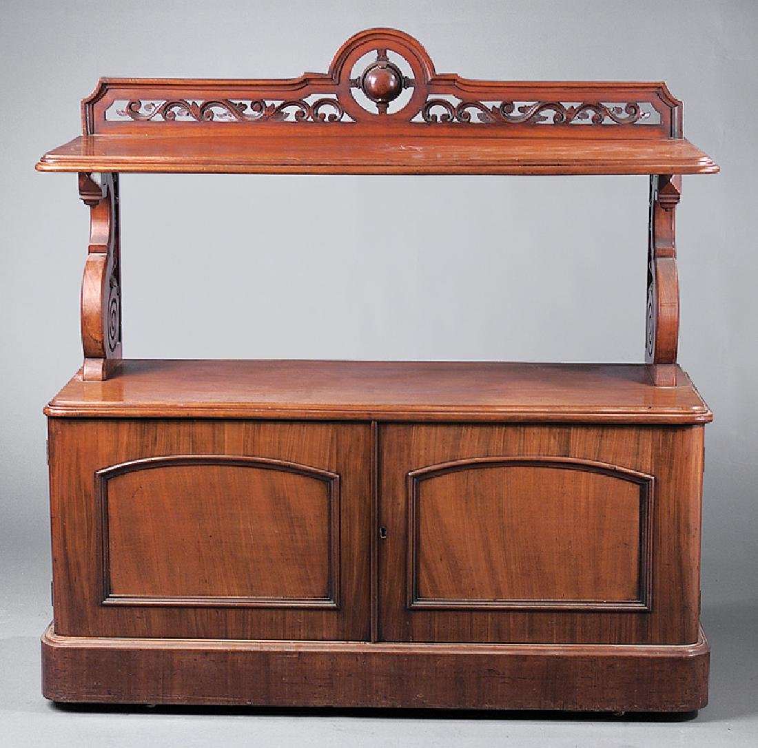 William IV Mahogany Server