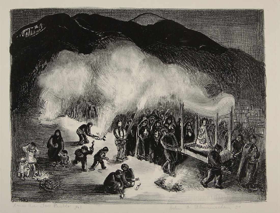 Helen Greene Blumenschein (American/New Mexico)