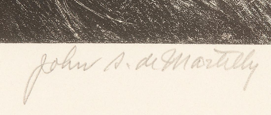 John Stockton De Martelly (American/Missouri) - 2