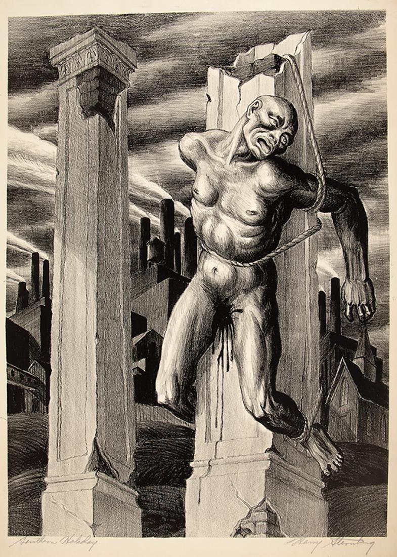 Harry Sternberg (American, 1904-2001) - 3