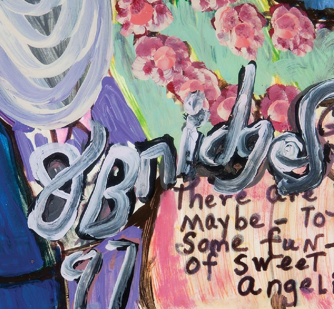 Joan Bridges (American/Louisiana, b. 1934) - 2