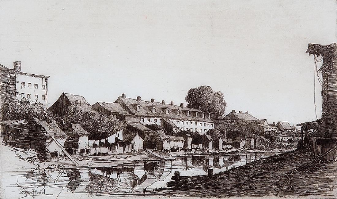 Stephen Parrish (American/Pennsylvania, 1846)