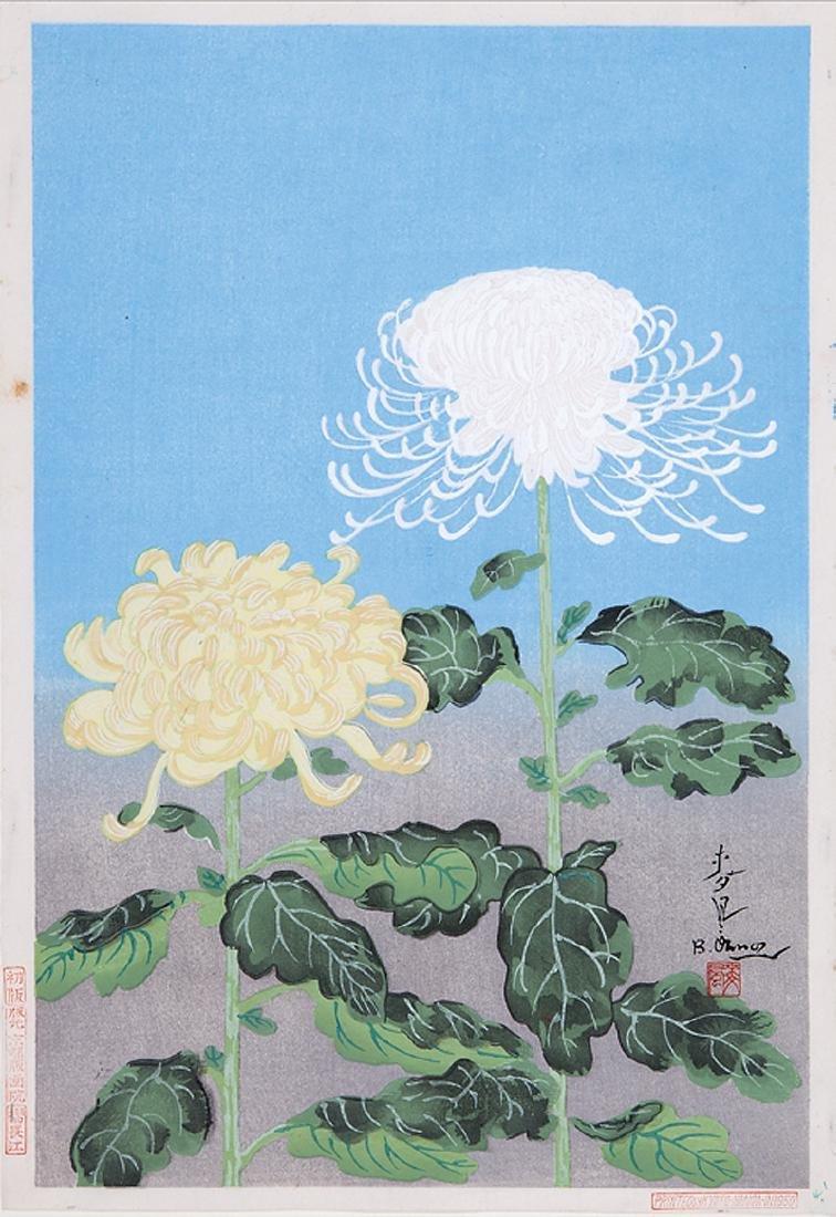 Bakufu Ohno (Japanese, 1888-1976)