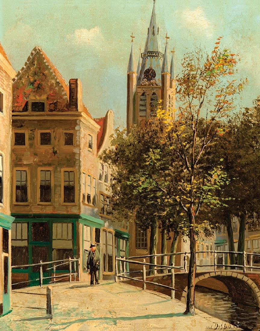 Jacobus Lambertus Dispo, Sr. (Dutch, 1890-1964)