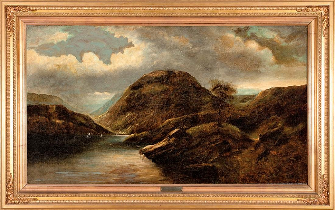 Attr. to Thomas Doughty (American, 1793-1856)