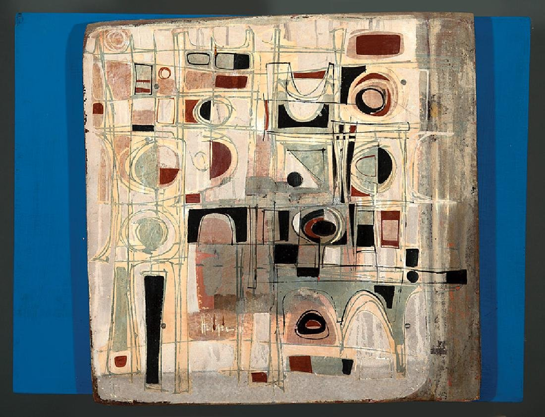 Robert Helmer (American/New Orleans, 1922-199
