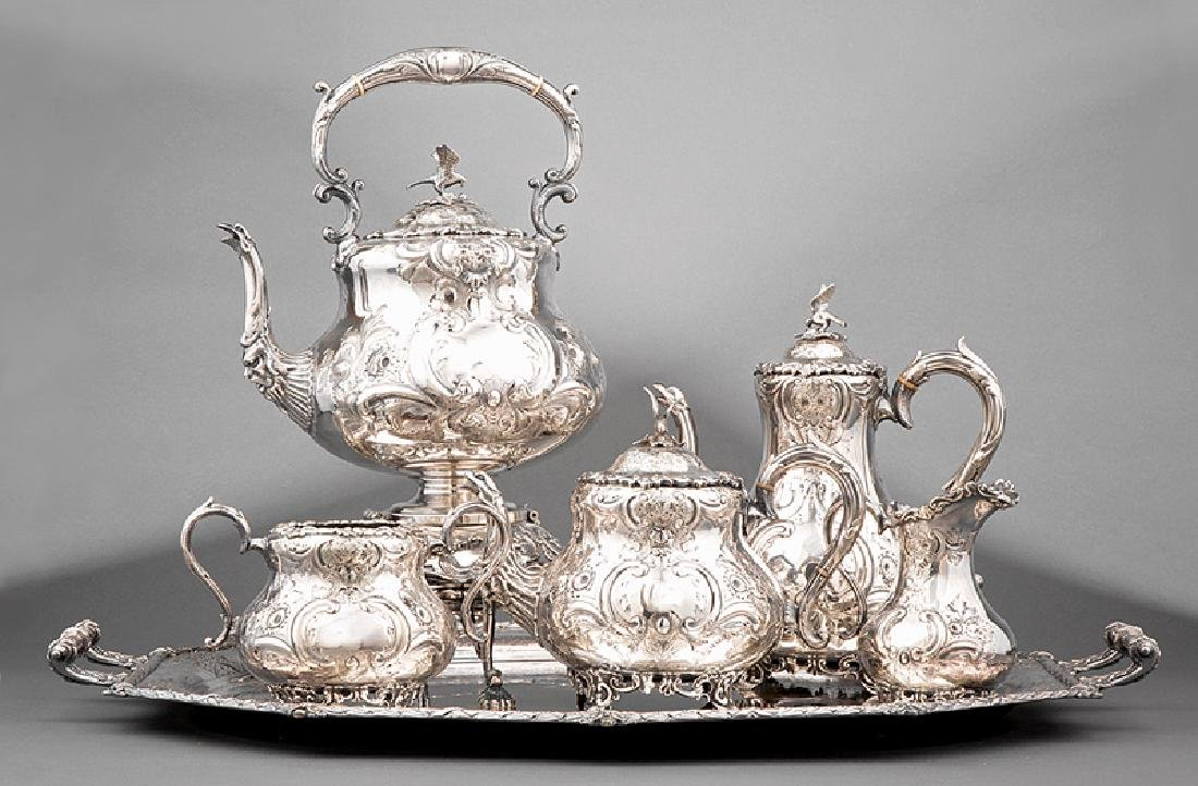 Fenton Brothers Tea and Coffee Service