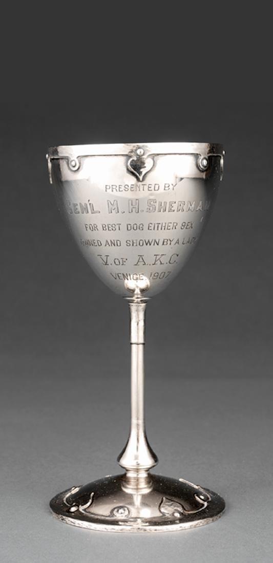 Gorham Sterling Silver Presentation Cup