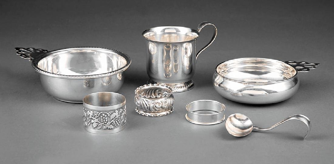Reed & Barton Sterling Silver Tableware