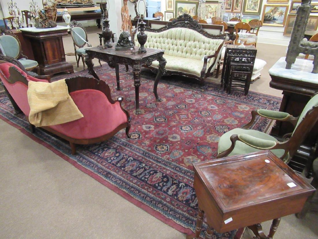 Semi-Antique Isparta Carpet - 2