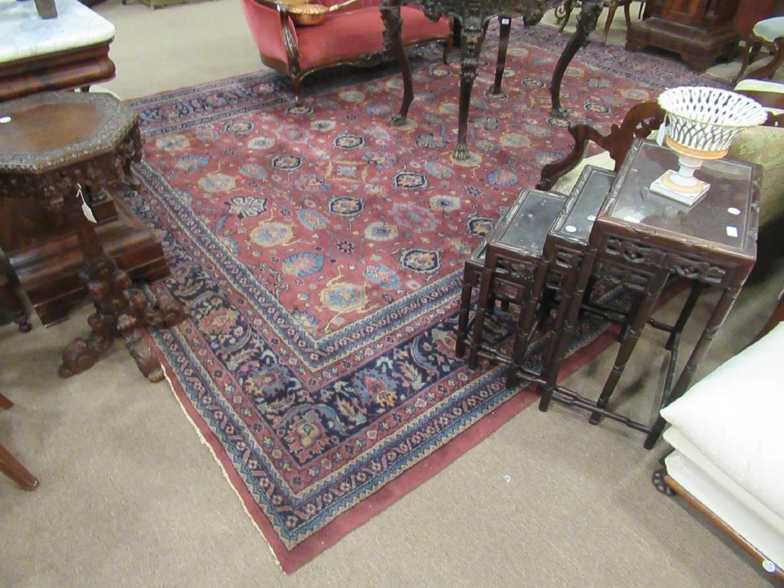Semi-Antique Isparta Carpet - 3