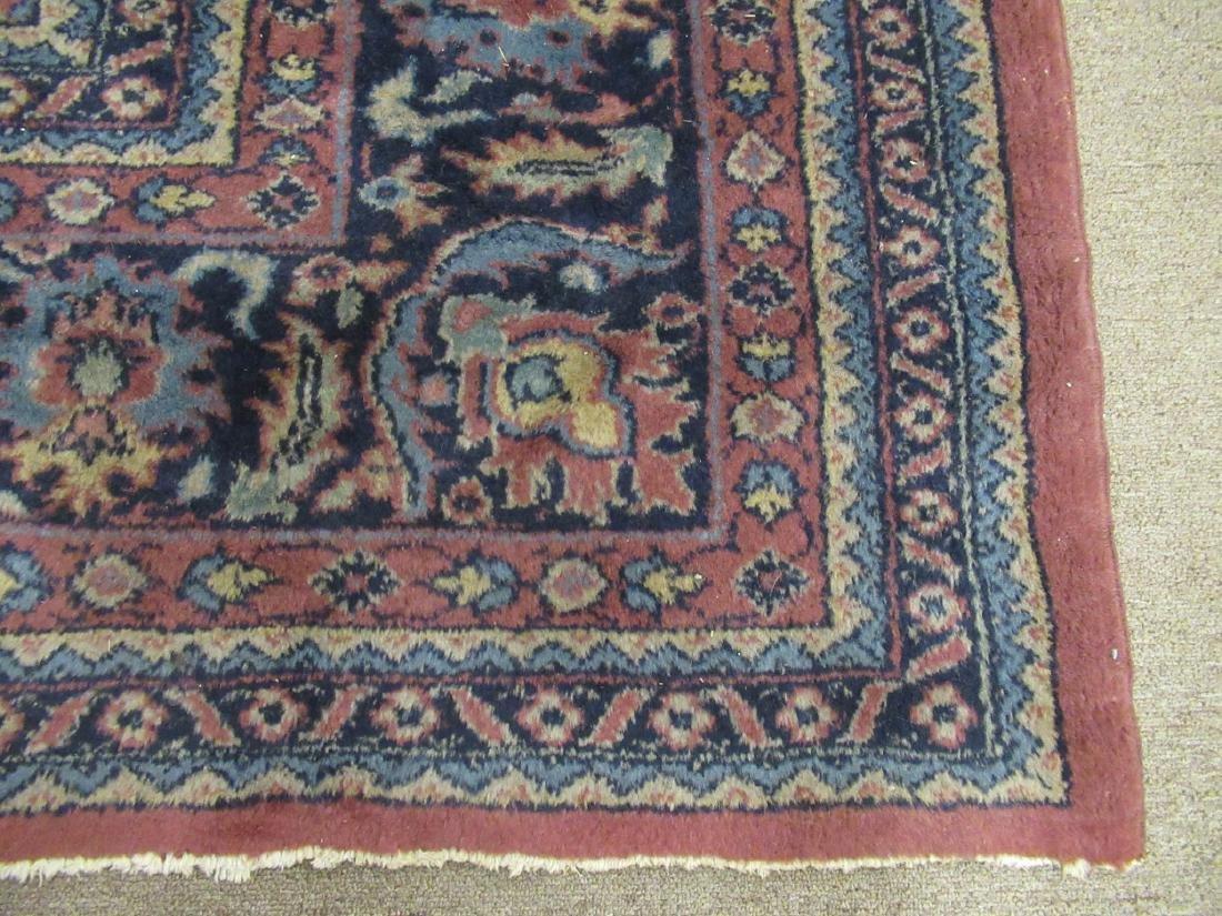 Semi-Antique Isparta Carpet - 5