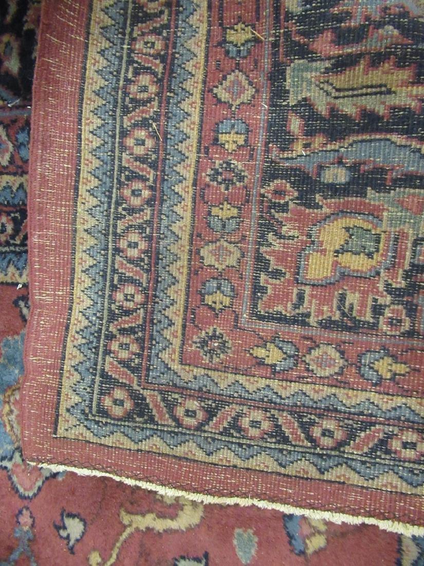 Semi-Antique Isparta Carpet - 6