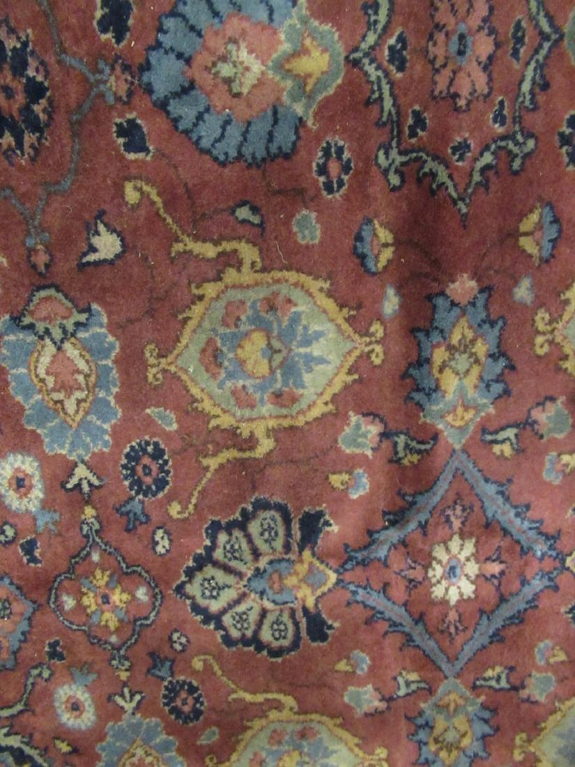 Semi-Antique Isparta Carpet - 7