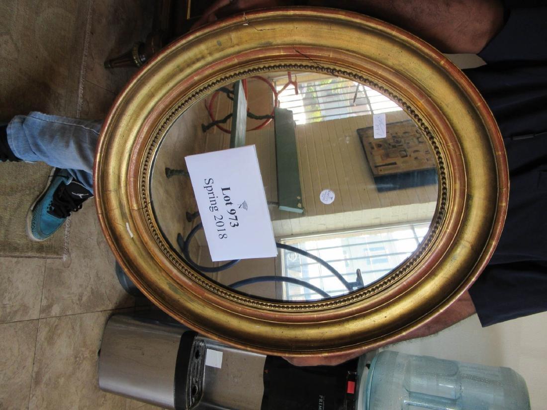 American Classical Giltwood Mirror - 2