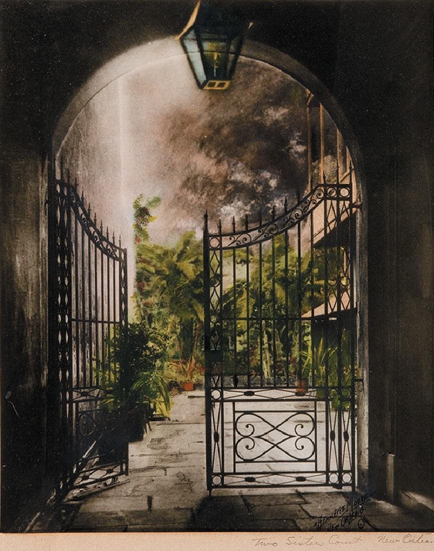 C. Bennette Moore (American/New Orleans) - 2