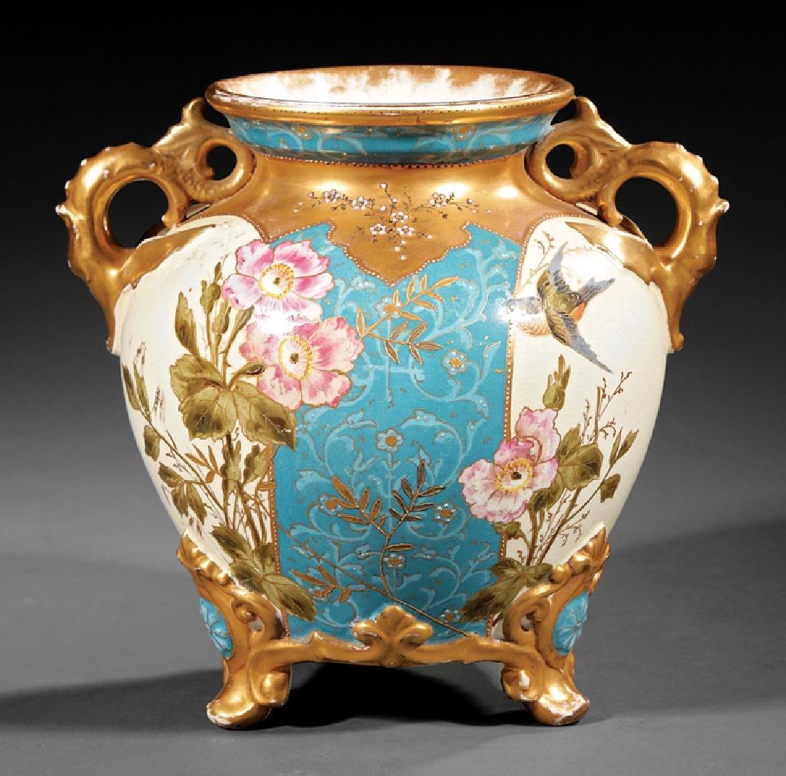 Royal Bonn Earthenware Vase