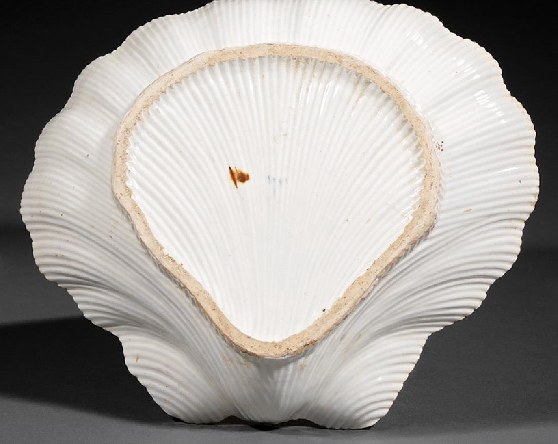 Meissen Porcelain Shell-Shaped Dish - 2