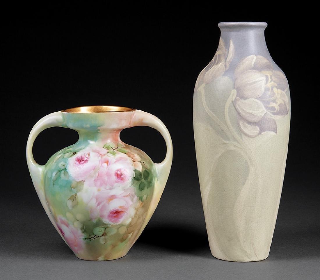 """Weller Pottery """"Eocean"""" Vase"""
