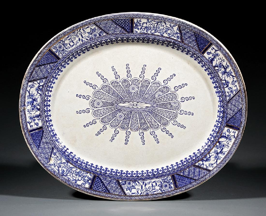 Brownhills Pottery Company Platter
