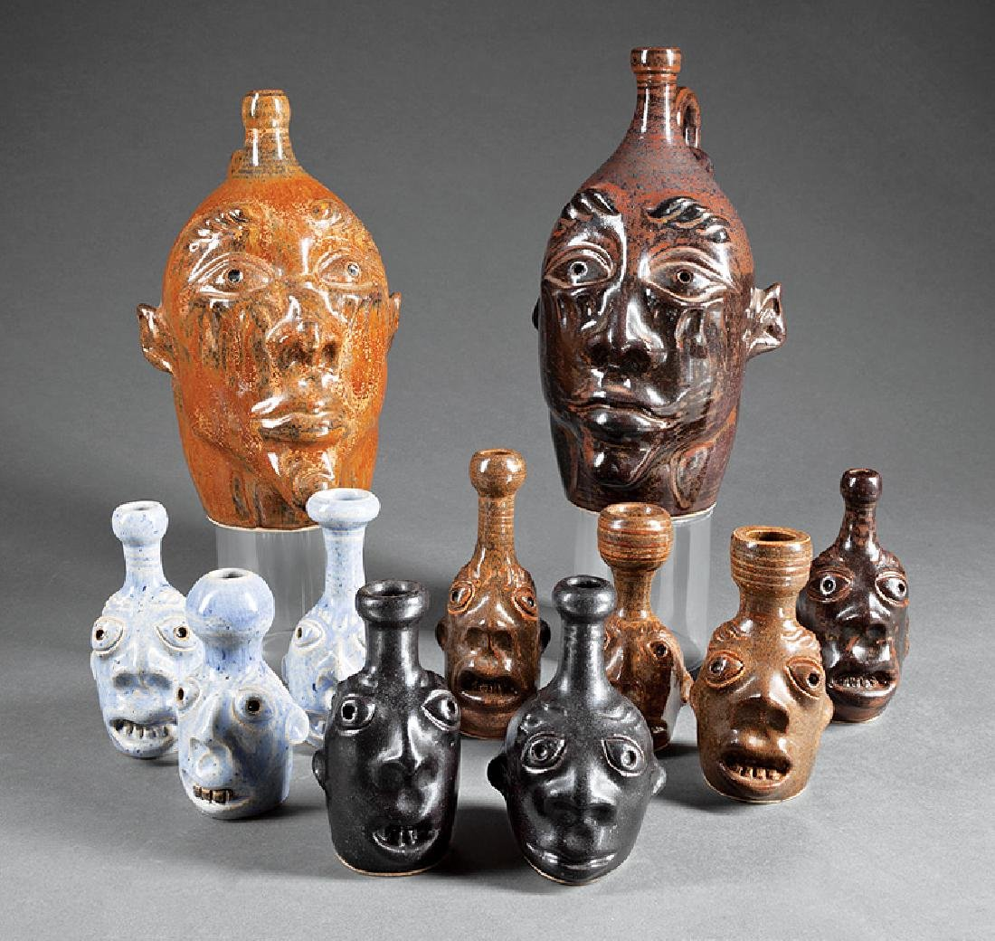 Jugs and Bottles by Randell Morgan