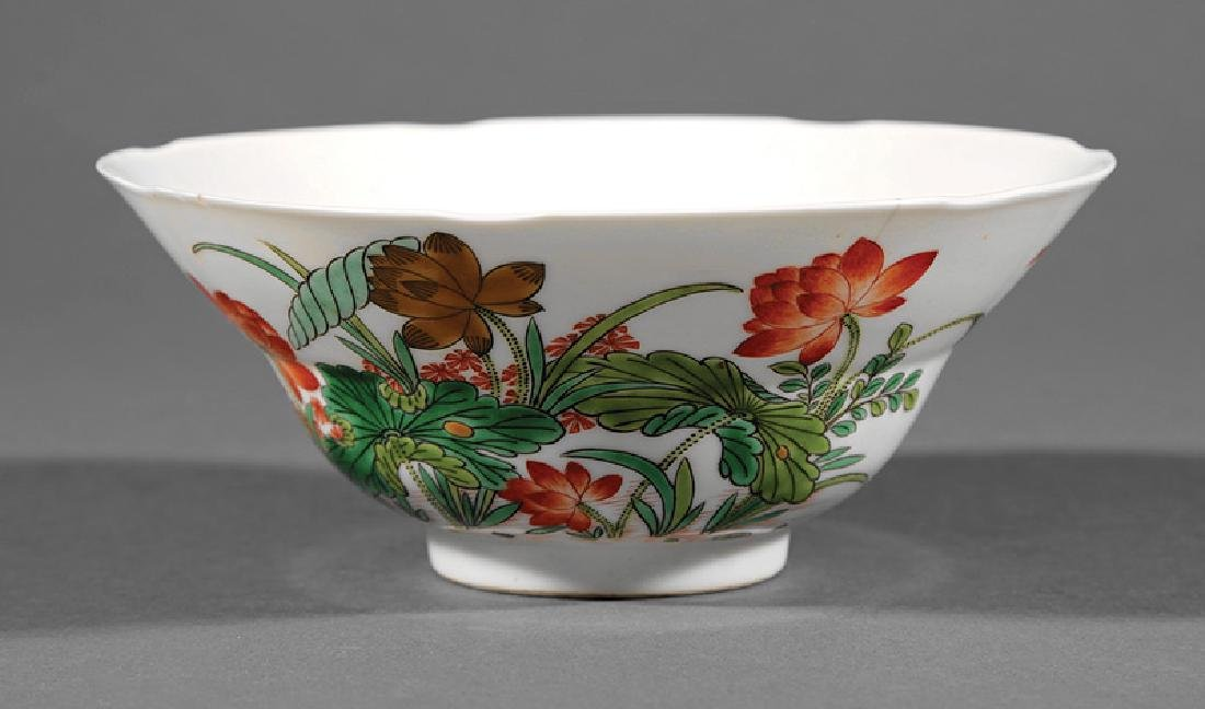 Three Chinese Porcelain Bowls - 4