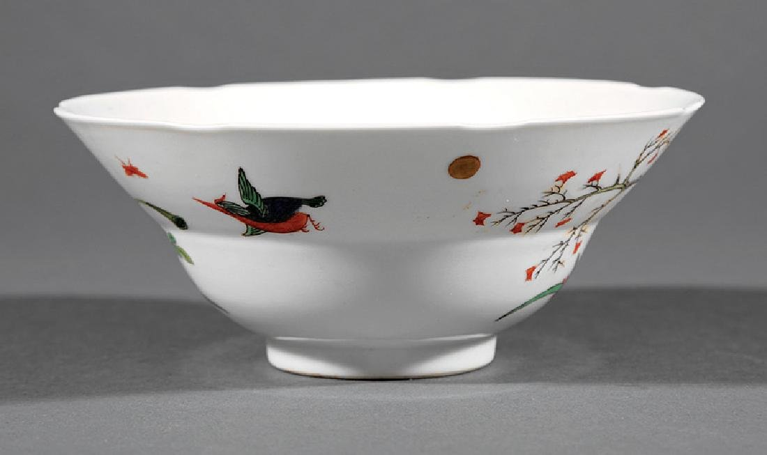 Three Chinese Porcelain Bowls - 5