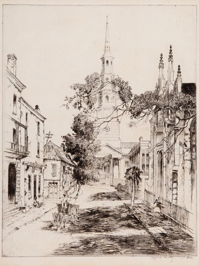 Alfred Heber Hutty (American/Charleston, 1877)