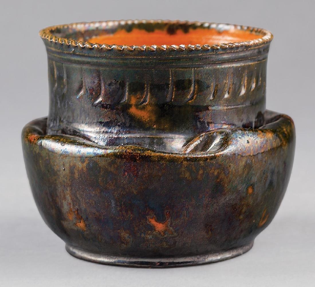 George Ohr Art Pottery Vase