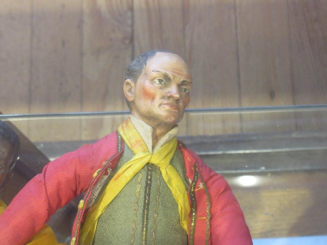 Twelve Neapolitan Creche Figures - 7