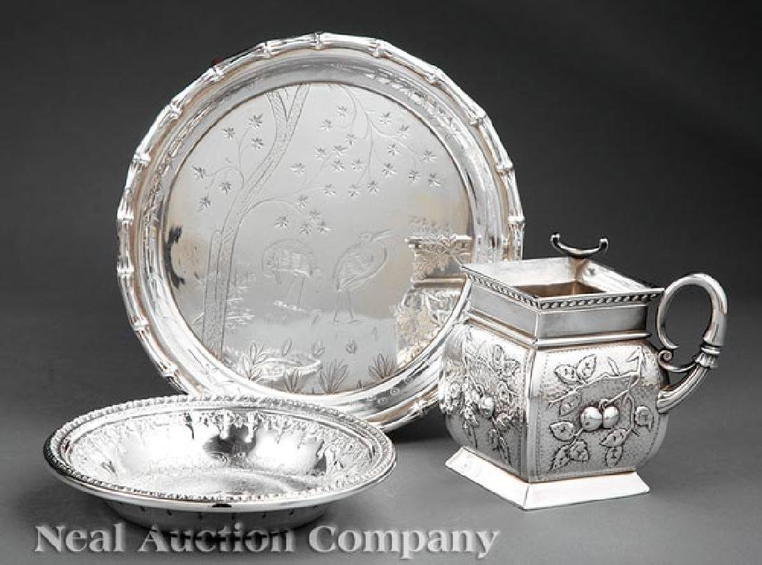 Antique and Vintage Silverplate Items