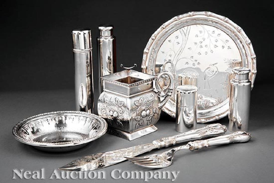Antique and Vintage Silverplate Items - 2
