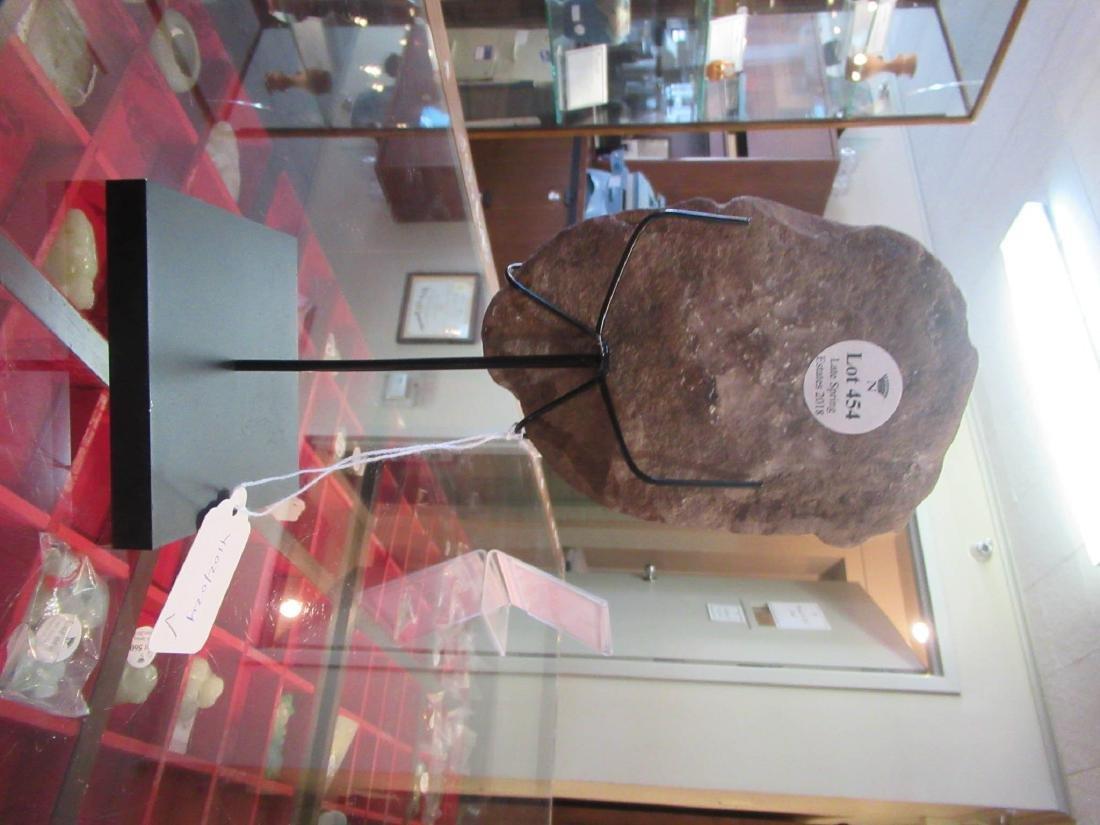 Indian Stone Buddha or Jina Head - 4